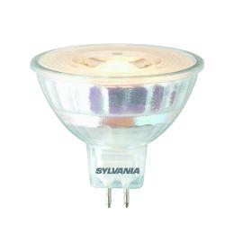 Sylvania Niedervolt LED Spot MR16 5,3W (35W) GU5.3 830 36° NODIM
