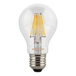 Sylvania ToLEDo Retro Birnenlampe 7,5W (72W) E27 827 NODIM klar