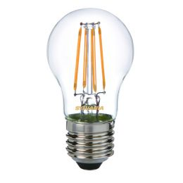Sylvania ToLEDo Tropfenlampe 4W (40W) E27 827 NODIM