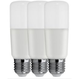 Tungsram LED Bright Stick 9W (60W) E27 830 240° NODIM matt 3er Pack
