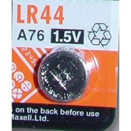 Varta Camelion Alkali-Mangan-Knopfzelle Batterie LR44 A76 1,5V