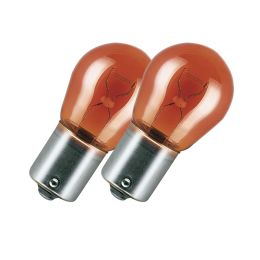 Osram Blinklichtlampe PY21W 12V BAU15s 2er Pack