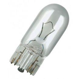 Anzeige- und Signallampe T10 2W W2,1X9,5D 6-7V Klar