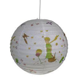 Niermann Kinder Papier-Ballon-Pendelleuchte Kleiner Prinz