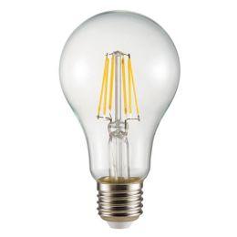 Kanlux LED Filament Birnenlampe DIXI filled 8W (72W) E27 827 300° NODIM