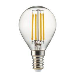 Kanlux LED Mini Globelampe NUPI 4W (35W) E14 827 NODIM klar