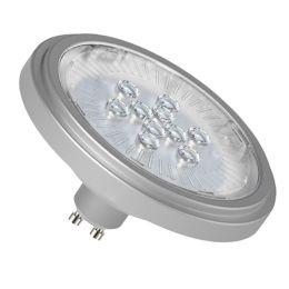 Kanlux LED Reflektorlampe ES-111 11W (66W) 827 GU10 40° NODIM silber