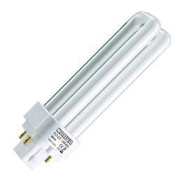 Narva Kompakt-Leuchtstofflampe KLD-D/E 13W G24q 865