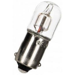 Bailey Anzeige-/ Signallampe BA9S 240V Orange T9x25mm