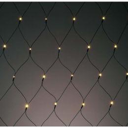 Hellum LED Lichtnetz 100-tlg. Mit 6h-Timer Außen Farbwechsel