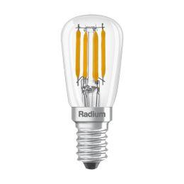 Radium LED Röhrenlampe RL-T26 2,8W (25W) E14 827 360° NODIM klar