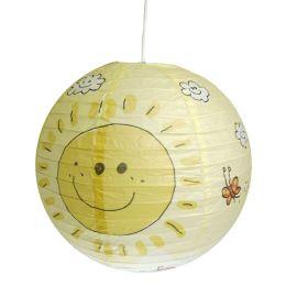 Niermann Papier-Ballon-Hängeleuchte SUNNY