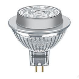 Osram Niedervolt LED Spot MR16 Superstar 7,8W (50W) GU5,3 840 36° DIM
