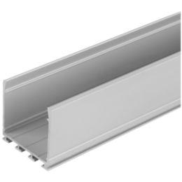 Ledvance Profilschiene für breite LED-Bänder 2m ALU