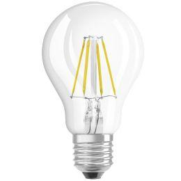 LED Birnenlampen als 60W Ersatz E27 827 NODIM