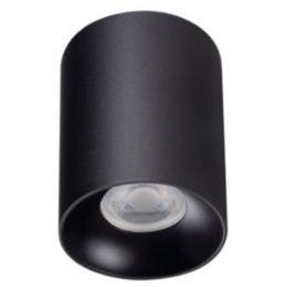 Kanlux LED Deckenaufbauleuchte RITI max. 25W GU10 Rund schwarz