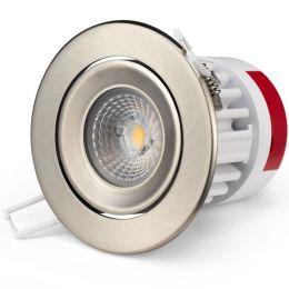 LG LED Einbau-Downlight Essential 9,5W (50W) 840 40° schwenkbar DIM ALU