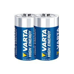 Varta High Energy Baby C Batterie LR14 1,5V 2er Pack