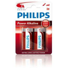 Philips Baby C Batterie Power Alkaline LR14 1,5V 2er Pack