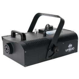 ADJ Nebelmaschine VF 1600W 2,3L Tank drahtgebundene Fernbedienung mit Zeitschaltuhr und Funkfernbedienung