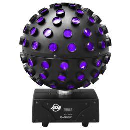 ADJ LED Partylicht Starburst 55W RGBWY+P 5x15W LED´s mit Montagebügel