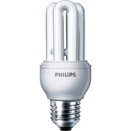 Philips Energiesparlampe E27 / 11W / extra warmton - 827