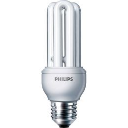 Philips Energiesparlampe Röhre GENIE 14W E27 825