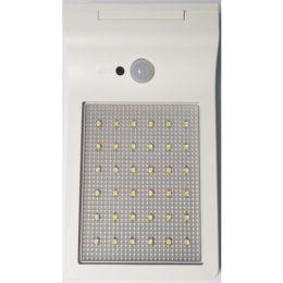 Müller Licht LED Akku-Outdoorleuchte CAMPO Solar Sensor 3W 865 NODIM - weiß