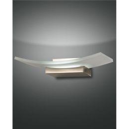 Fabas Luce formschöne LED Wandleuchte BAR 12W