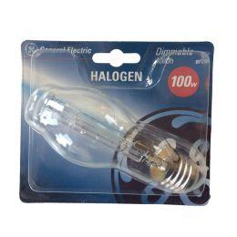 GE Halogenlampe BTT100 100W E27 ES DIM klar