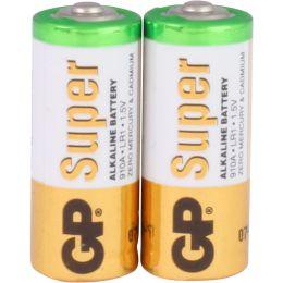GP Batterie Super Alkaline LR01 N-Lady 1,5V 2er