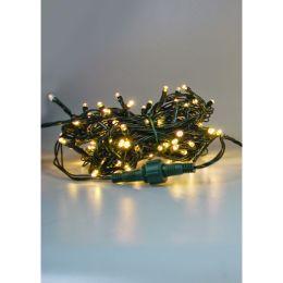 Firelamp LED Mini-Lichterkette Verlängerung 5m ohne Trafo warmweiß DIM outdoor indoor