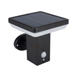 Kanlux LED Solar Wandleuchte SOLCA 5W 840 NODIM Sensor eckig 160x160mm