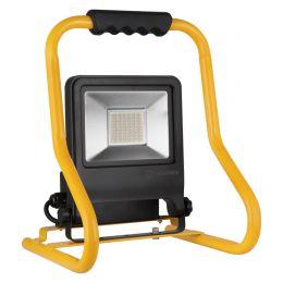 Ledvance LED Floodlight WORKLIGHT VALUE 50W 840 mit Stecker und Steckdosen