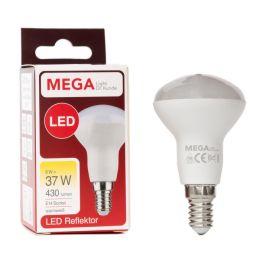 MegaLight LED Reflektorlampe R50 6W (37W) E14 827 110° NODIM
