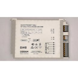 QTDALI-T/E 2X18/230-240 DIM UNV1 (AUSLAUF)