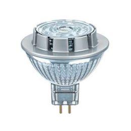 Osram Niedervolt LED Spot MR16 Star 7,2W (50W) GU5,3 840 36° NODIM