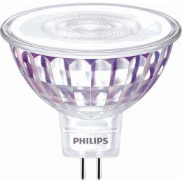 Philips Niedervolt Master LED Spot Value MR16 5,5W (35W) GU5,3 827 60° DIM