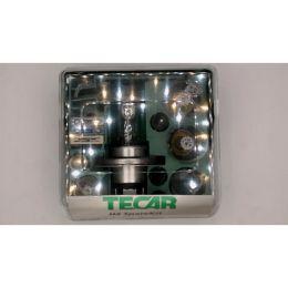 Tecar Ersatzkasten H4 Fahrzeuglampen
