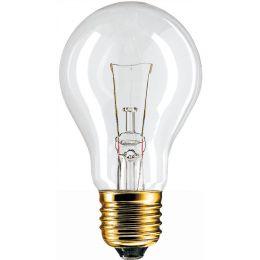 Niedervolt-Normallampen  - Standard-shaped incandescent lamp - Energieeffizienz- Stan ELV 40W E27/BRC 24V A60 CL 1CT