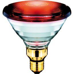 InfraRed Healthcare Heat Incandescent - IR lamp PAR38 IR 150W E27 230V Red 1CT/12