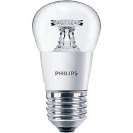 Philips LED Tropfenlampe CorePro 5,5W E27 827 240° NODIM klar
