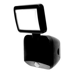 Müller Licht LED Batterie-Outdoorleuchte PLAZA Sensor 6W 840 NODIM