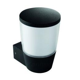 Kanlux Außenwandleuchte SORTA 16L-UP schwarz