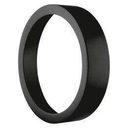 Ledvance SURFACE BULKHEAD RING Aufsteckbarer Abdeckring 250mm schwarz
