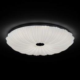 MegaLight LED Wand-/ Deckenleuchte SHINING CORAL 24W mit Lichttemperaturwechsel + Sleeptimer + Fernbedienung Ø490mm DIM