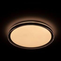 Megalight LED Leuchte SHINING SATURN 2 40W Lichttemperaturwechsel + Sleeptimer + Fernbedienung Ø500mm DIM