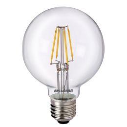 Sylvania LED Globelampe ToLEDo Retro G80 5W (50W) E27 827 NODIM klar