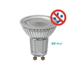 BIOVITAE LED Spot GU10 4,5W (50W) 850 120° Spezial Antivirus UV-frei