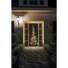 Fairybell LED Lichterkette Christbaum DOOR 2100mm warmweiß NODIM